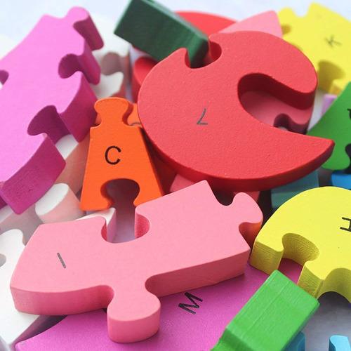 rompecabezas juego didáctico madera desarrollo mental mnr