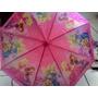 Paraguas Infantil Princesas Disney