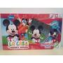 Rompecabezas Mickey Mouse De 35 Pzas C/u