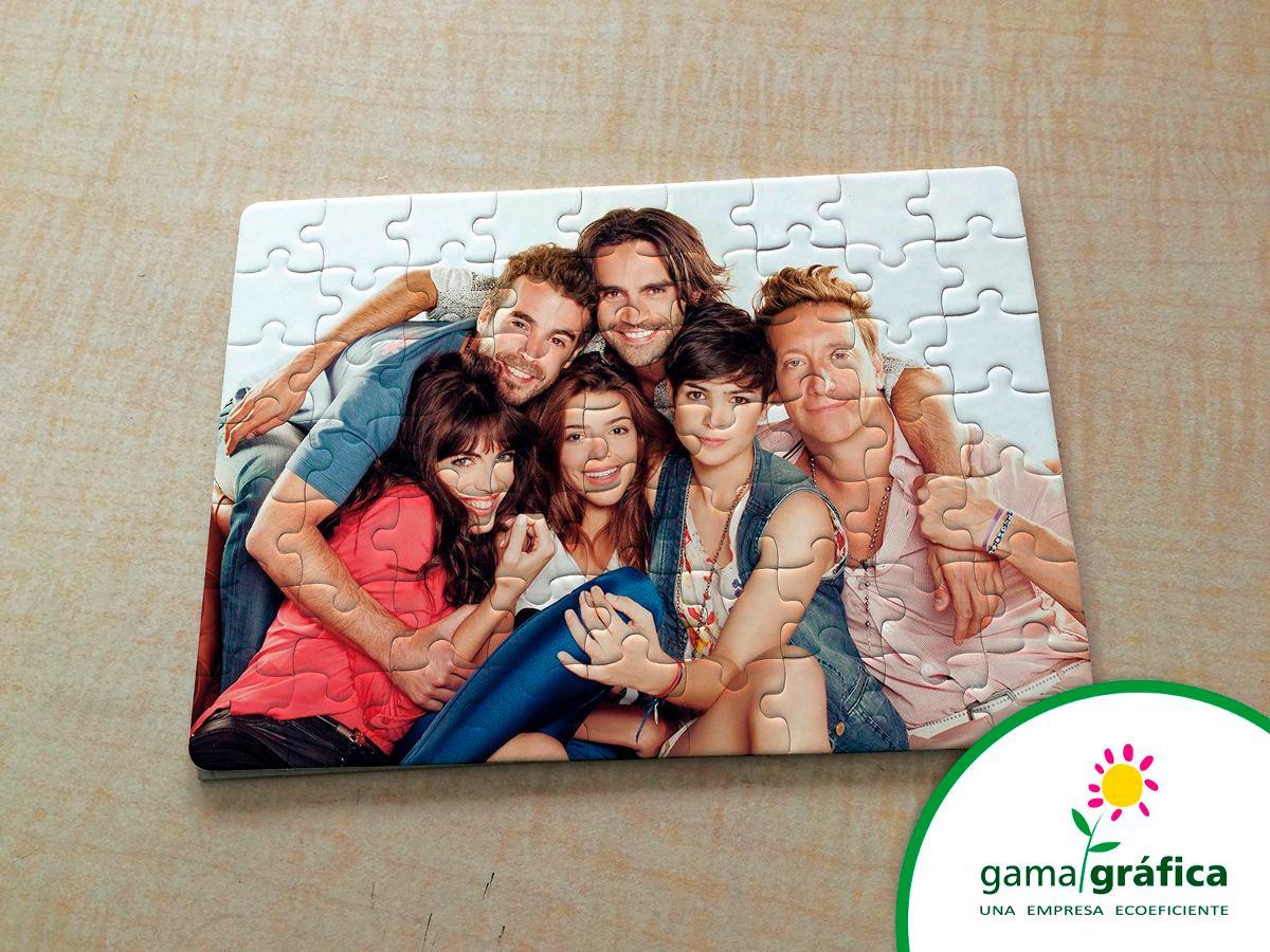 Rompecabezas Personalizados Con Foto / Diseño - S/ 20,00 en Mercado ...
