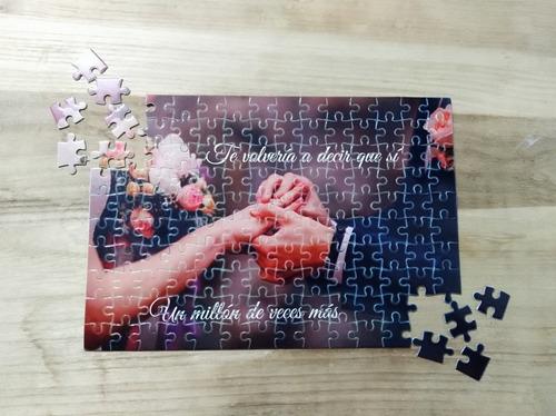rompecabezas personalizados fotos, souvenirs empresariales