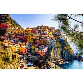 Rompecabezas Puzzle 500 Piezas Italia Espectacular Derigo