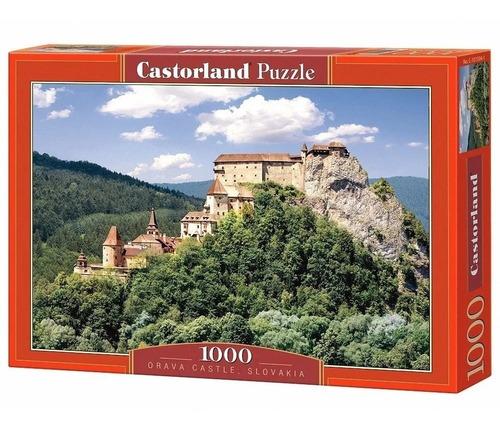 rompecabezas puzzle castorland 1000 orava castle