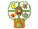 rompecabezas puzzle mania arbol didactico calesita promo