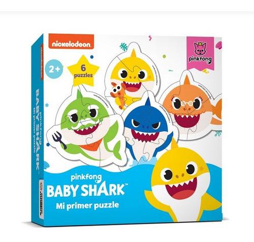 rompecabezas puzzles baby shark 3 y 4 piezas bbs151 edu