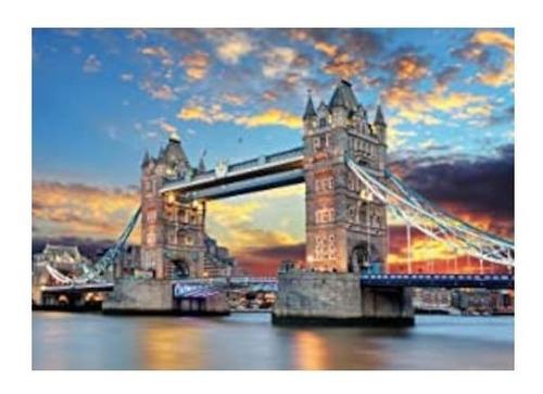 rompecabezas tower bridge london 88330 1000 piezas