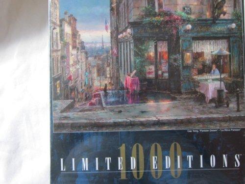 rompecabezas,ediciones limitadas - cao yong - 1000 piece..