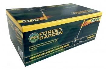 rompedor de cadenas para motosierras forest y garden rcm800