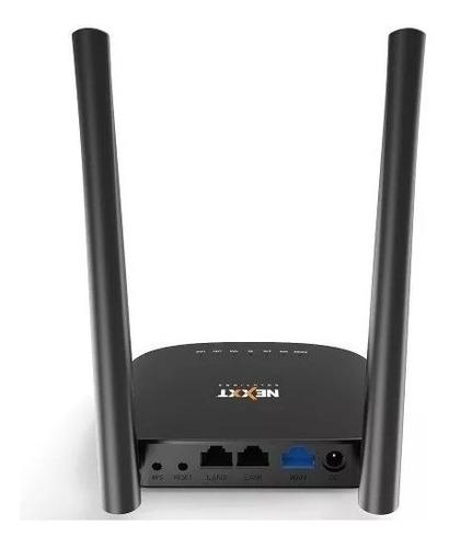 rompemuros router wifi repetidor 1200mbps dos antenas 5dbi