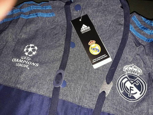 rompeviento real madrid champions league