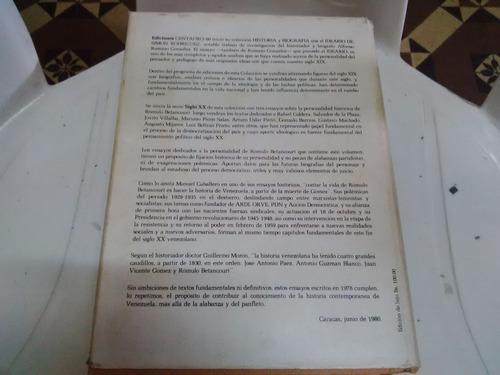 romulo betancourt (ramon j. velazquez y otros)