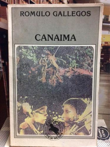 rómulo gallegos. canaima