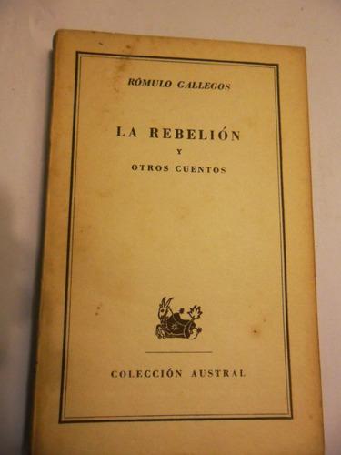 romulo gallegos cantaclaro  usado austral