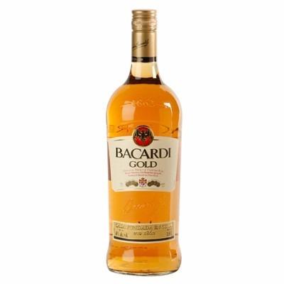 ron bacardi blanco dorado 1lt berlin bebidas