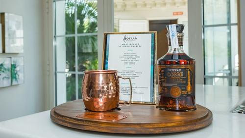 ron botran cobre edicion limitada 700ml spiced rum