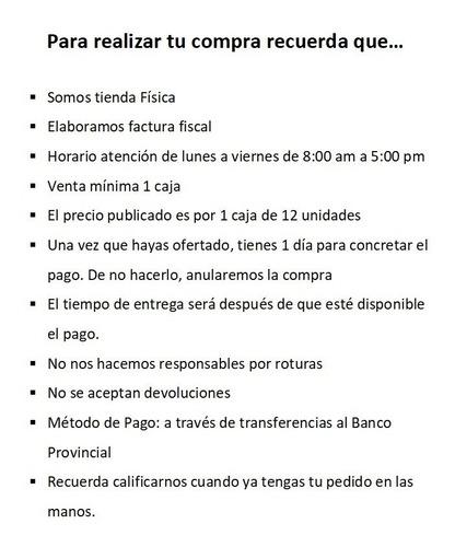ron carupano reserva 6 especial caja 12 botellas 0.75 l