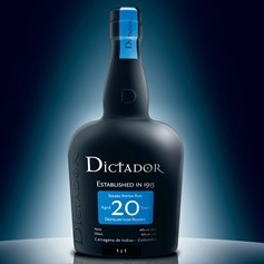 ron dictador solera 20 años 700 ml