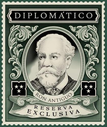 ron diplomatico reserva exclusiva c/lata envio gratis caba