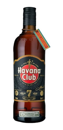 ron havana club añejo 7 años 700 ml.*