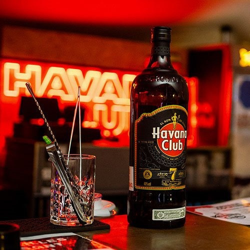 ron havana club añejo 7 años 750ml botella origen cuba