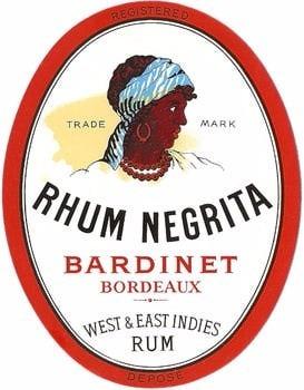 ron negrita bardinet 2 litros frances botellon de plastico