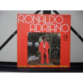 Ronaldo Adriano Cama Vazia + 3 Faixas Compacto