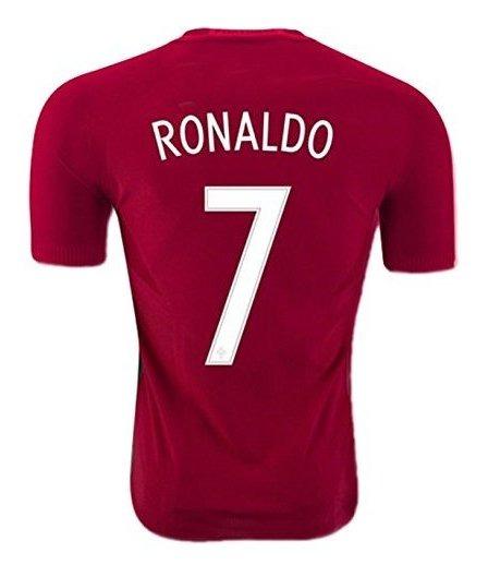 outlet store fcff4 d1af2 Ronaldo Camiseta Estilo Jersey Kids Cristiano Ronaldo Jersey