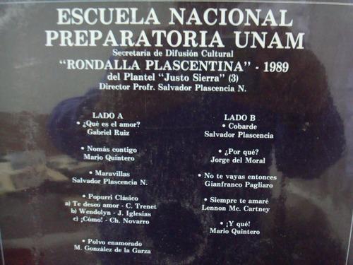 rondalla plascentina primer premio 1989