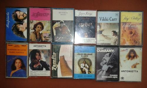 rondalla venezolana casettes coleccion 6 unidades