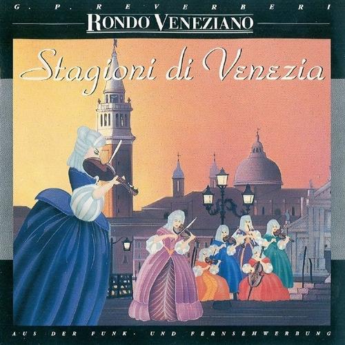 rondo veneziano - stagioni di venezia cd importa impecable