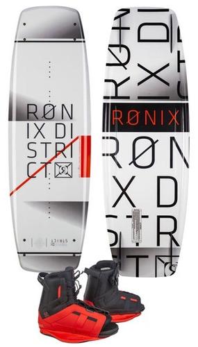 ronix tabla y botas de wakeboard 2016