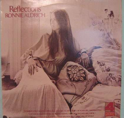 ronnie aldrich his pianos and orchestra - reflections - 1976