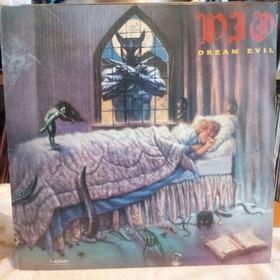 Ronnie Dio Dream Evil Tapa 9 Vinilo 10
