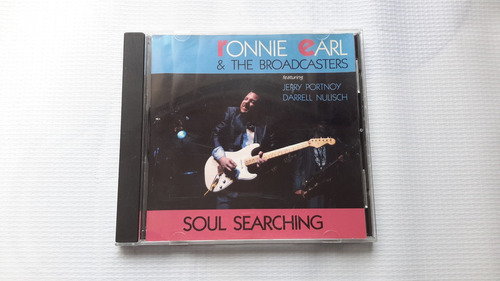 ronnie earl and the broadcasters  soul searching  cd usado