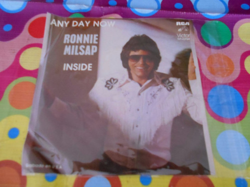 ronnie misap lp 45rpm inside