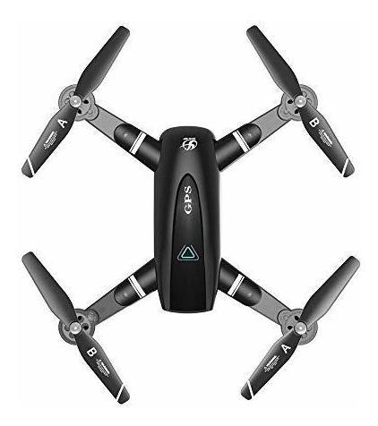 ronshin toys s167 - dron gps con cámara 5g rc quadcopter dr