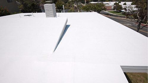 roof gard 700 elastomerico blanco reflectivo reduce el calor