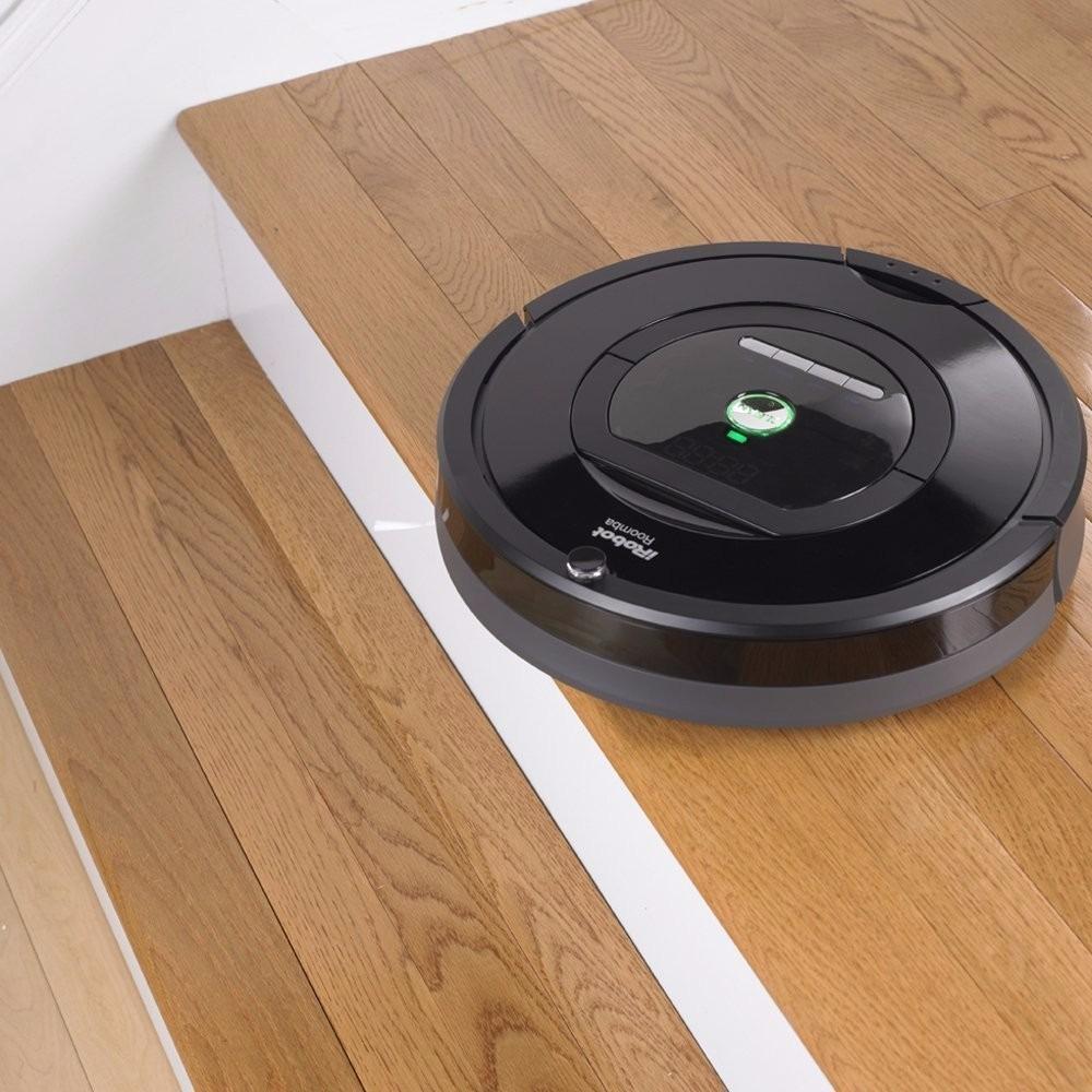 Aspiradora Robot Irobot Roomba 770 Vacuum Cleaning Robot
