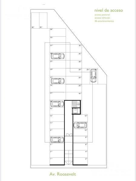 roosevelt en pozo, otto 1, unidad de 2 dormitorios
