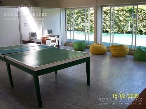 roosevelt, ideal todo el año, 2 dormitorios, 2 baños, garage