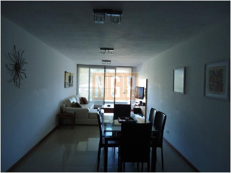 roosevelt, punta del este piso alto con vista al mar! , cómodo y muy luminoso . modenos muebles!  -ref:2908