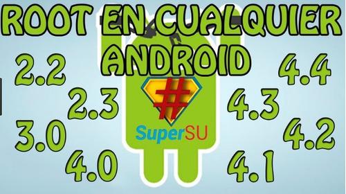 root para celulares smartphone chinos & koreanos