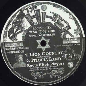 roots hitek players - jah warning (10 )