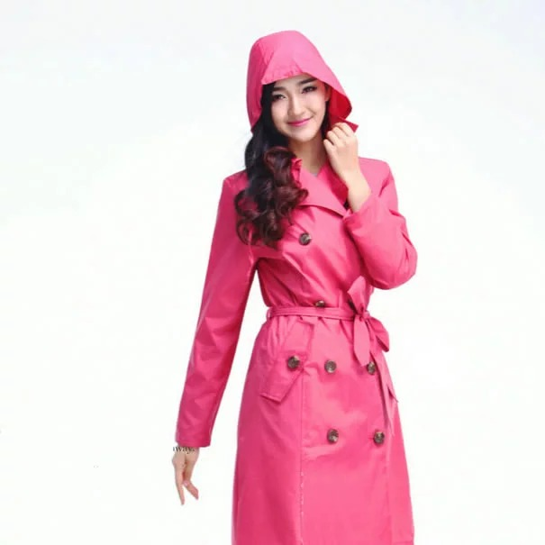 Ropa 100% Impermeable Para Lluvia Mujer - S  75 a98dc640d361