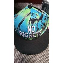 Gorra Snapback No Rigrets Colores !!100% Nueva Importada!!