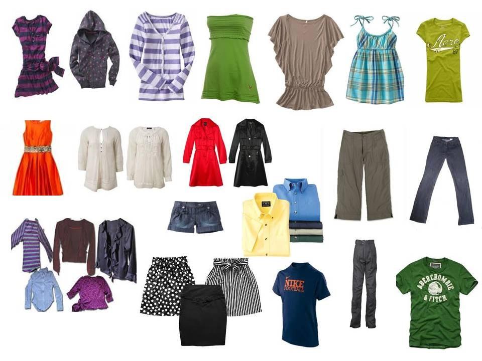 ropa americana paca mixta premium 10 pzas checala 470