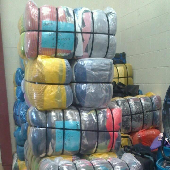 Ropa americana ropa usada pacas de ropa lotes de ropa for Ropa interior americana