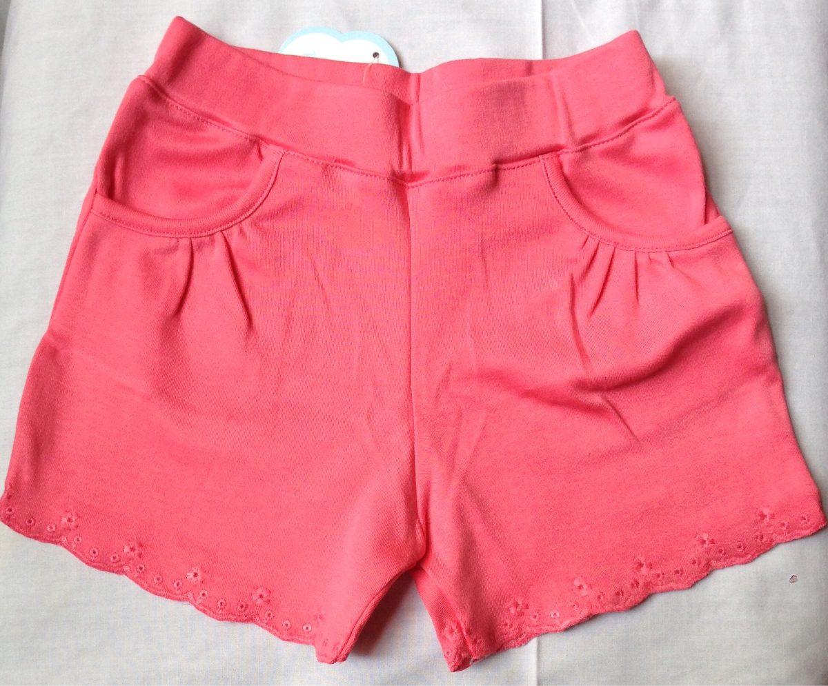 a34c6651b Ropa Babycottons Short Nena Niñas Pantalon Corto - $ 300,00
