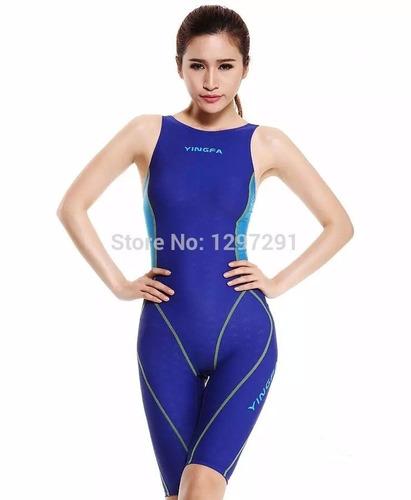 ropa baño  natación mujer para  alta competencia anti uv