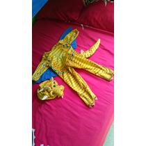 Disfraz De Dragón Talla 2 Carnavalito